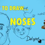 HowToDrawNoses
