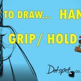 HowToDraw_HANDS_penSword