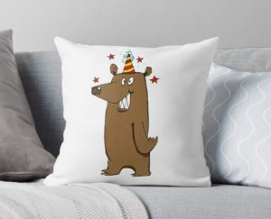 partyBearCushion